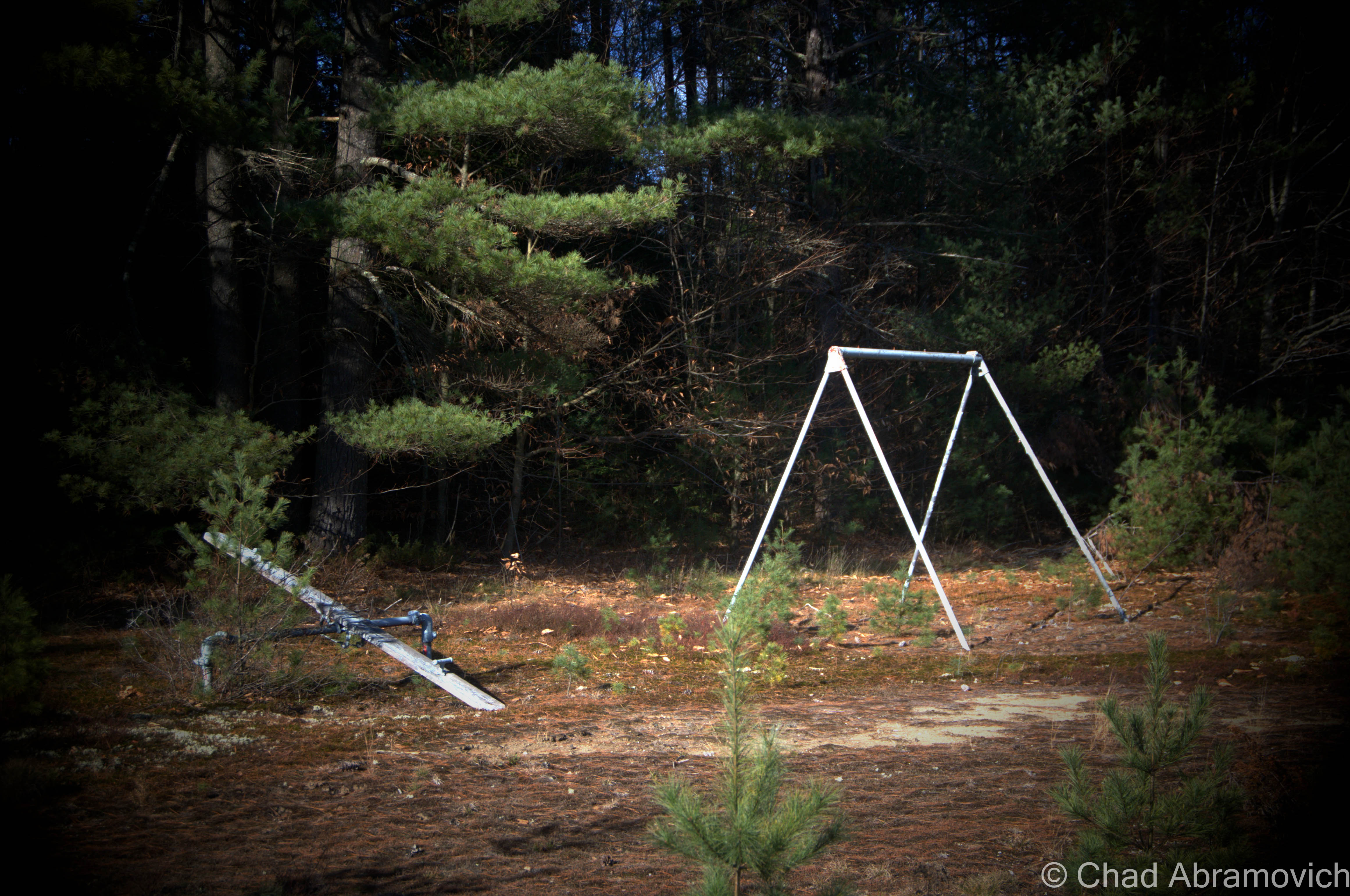 Abandoned Theme Park Obscure Vermont