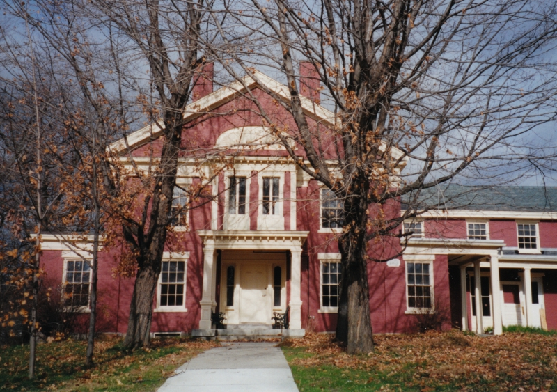 The Joseph Clark Mansion