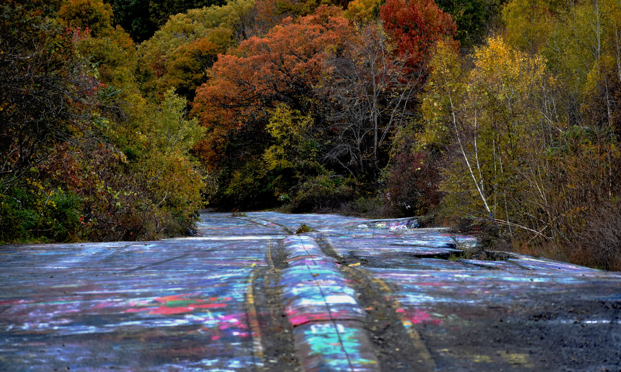 Centralia Pennsylvania A Ghost Town On Fire Obscure Vermont